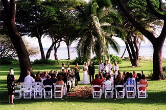 Maui Wedding A La Carte Services