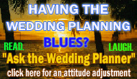 For a humorous perspective on Maui wedding planning, click here.