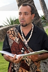 Rev. Kai Akin - Licensed Maui Wedding Minister, Specialty Hawaiian Minister