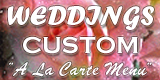 Custom Maui weddings