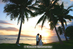 Magic Maui Sunset Wedding