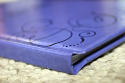 custom coffee table book binding