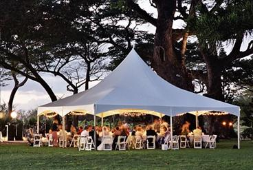 Maui Wedding Tents